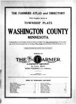 Title Page, Washington County 1912